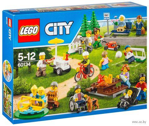 """LEGO City """"Праздник в парке - жители LEGO City"""" — фото, картинка"""