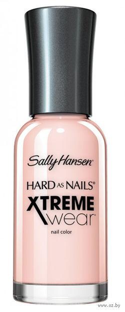 "Лак для ногтей ""Hard as nails xtreme wear"" (тон: 520, бежевый нюд) — фото, картинка"