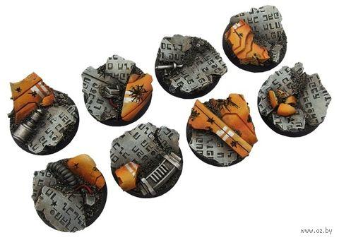 "Подставка круглая ""Обломки Тау"" (32 мм; 4 шт.) — фото, картинка"