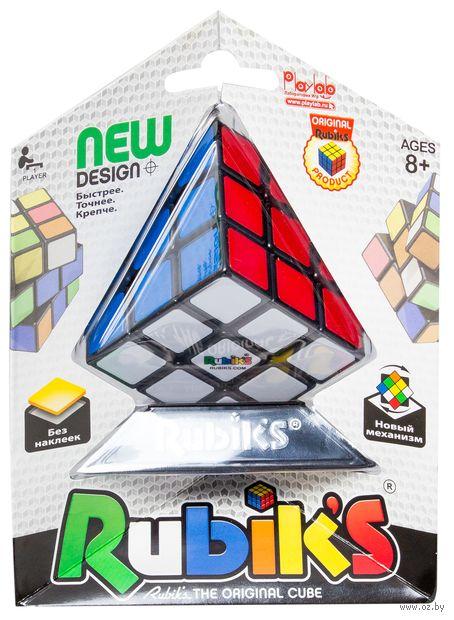 Кубик Рубика 3х3 (без наклеек, мягкий механизм)