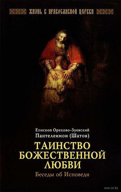 Таинство Божественной любви. Беседы об Исповеди. Епископ Пантелеимон  Шатов