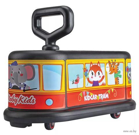 "Каталка ""Автобус"" — фото, картинка"