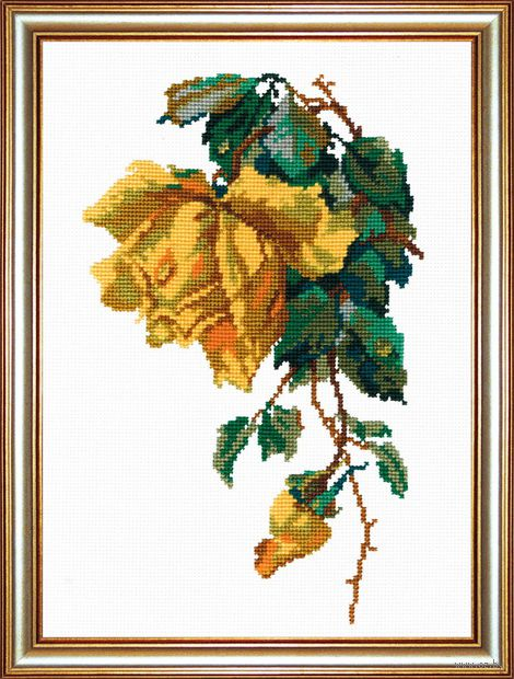 """Вышивка крестом """"Розы"""" (арт. С062)"""