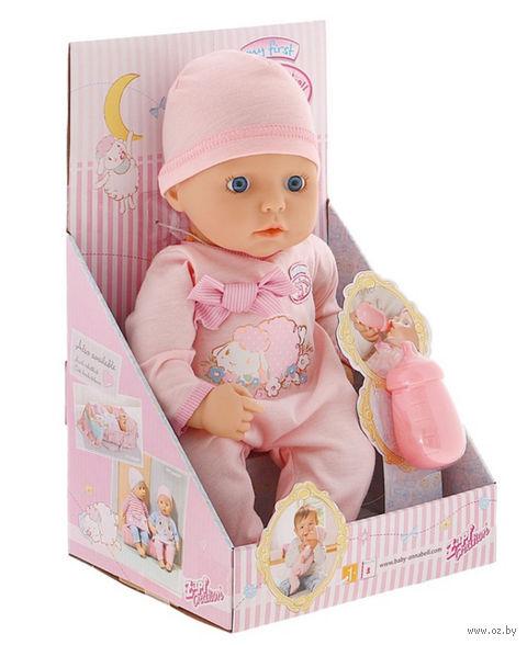 """Пупс """"Baby Annabell. Моя первая кукла"""" (36 см; арт. 794449)"""