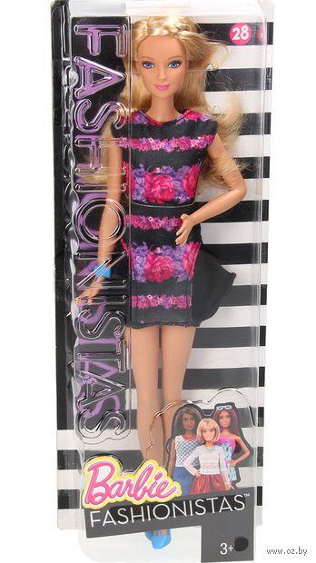 """Кукла """"Барби. Игра с модой. Высокая"""" (арт. DMF30)"""
