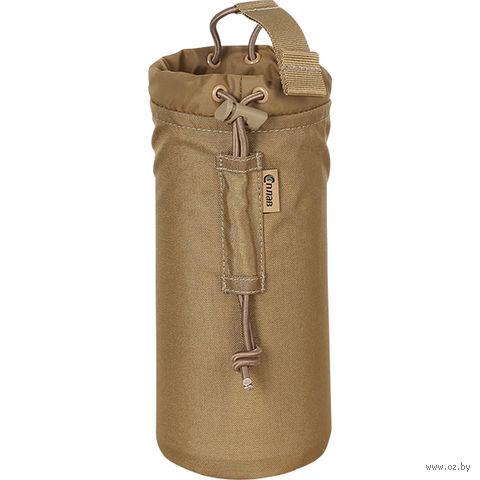 Подсумок для ПЭТ бутылки (coyote brown) — фото, картинка