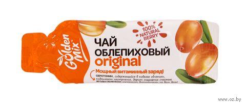 """Чай облепиховый """"Golden Mix. Original"""" (18 г) — фото, картинка"""