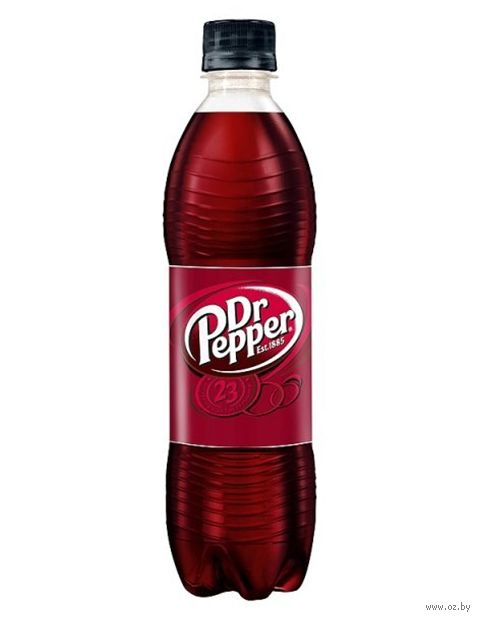"Напиток газированный ""Dr. Pepper. Classic"" (450 мл) — фото, картинка"