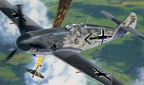 "Истребитель ""MESSERSCHMITT BF-109 F2/4"" (масштаб: 1/72) — фото, картинка"