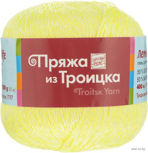 Пряжа из Троицка. Летняя №2764 (100 г; 400 м) — фото, картинка