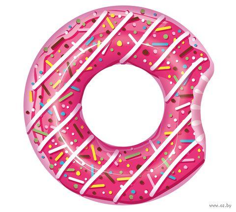"""Круг надувной """"Пончик"""" (107 см) — фото, картинка"""