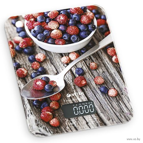 Кухонные весы Vitek VT-8000 MC — фото, картинка