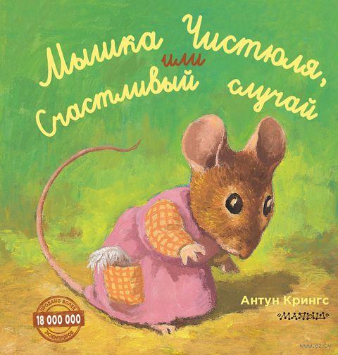 Мышка Чистюля, или Счастливый случай — фото, картинка