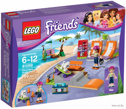 "LEGO Friends ""Скейт-парк"""