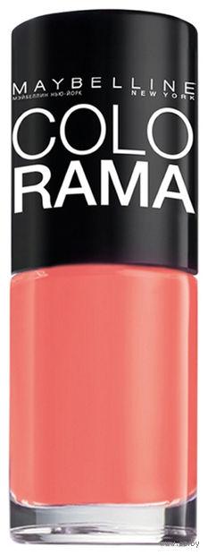 """Лак для ногтей """"Colorama"""" (тон: 91, персиковое мороженое)"""