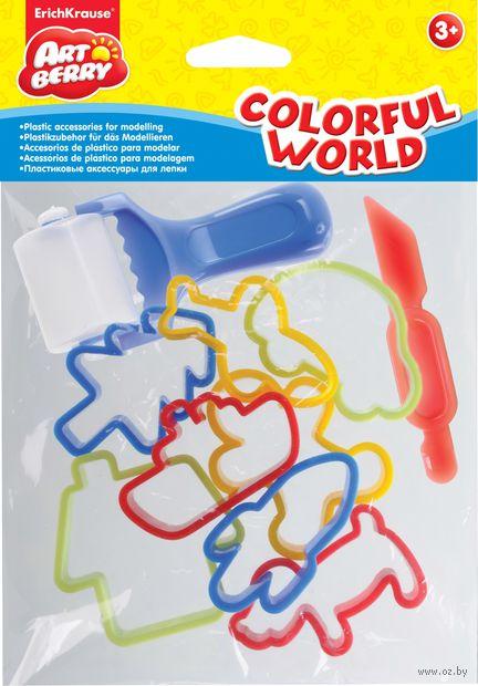 "Набор формочек для лепки ""Colorful World"" — фото, картинка"