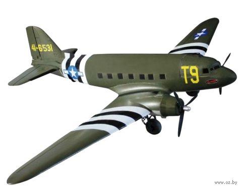 "Самолет на радиоуправлении ""Douglas DC-3 Military"" — фото, картинка"
