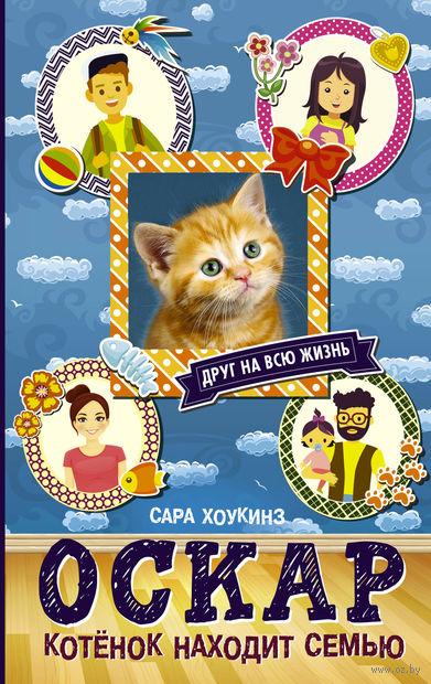 Оскар. Котёнок находит семью — фото, картинка