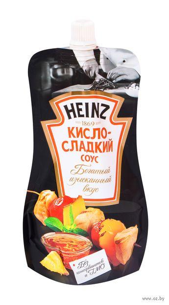 "Соус ""Heinz. Кисло-сладкий"" (230 мл) — фото, картинка"