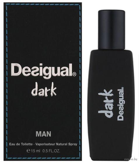 """Туалетная вода для мужчин """"Dark Man"""" (15 мл) — фото, картинка"""