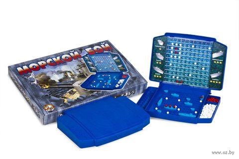 «Морской бой-2 (ретро)» жесткая коробка — фото, картинка
