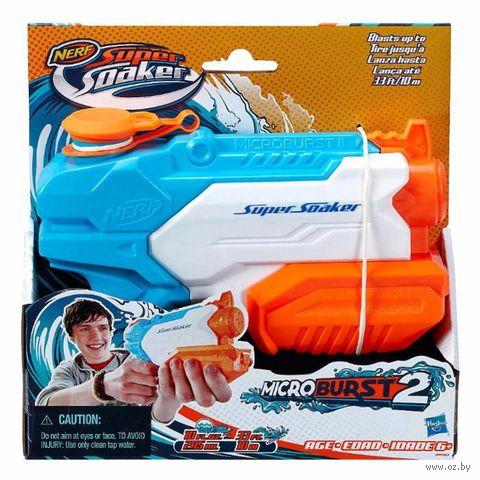 "Водяной бластер ""Super Soaker. Микроберст 2"""