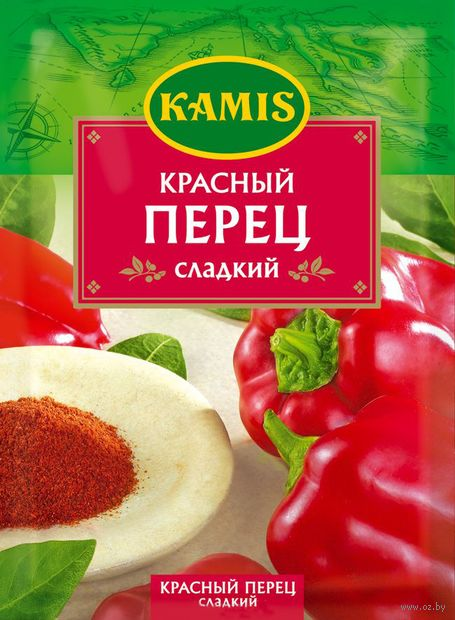"Перец красный сладкий ""Kamis"" (20 г) — фото, картинка"