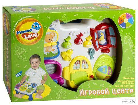 """Развивающая игрушка """"Игровой центр"""" — фото, картинка"""