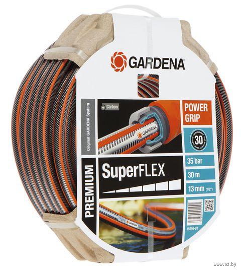 """Шланг Gardena Premium SUPERFLEX 1/2"""" (13 мм*20 м)"""