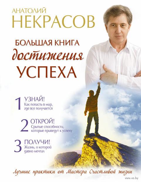 Большая книга достижения успеха. Анатолий Некрасов