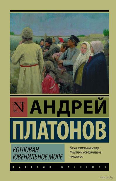 Котлован. Ювенильное море. Андрей Платонов