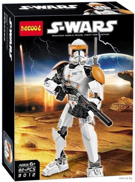 "Конструктор ""S-Wars. Клон-коммандера Коди"" (82 детали) — фото, картинка"