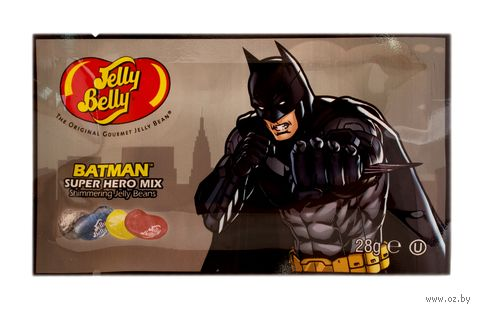 "Драже ""Jelly Belly. Super Hero Mix"" (28 г) — фото, картинка"