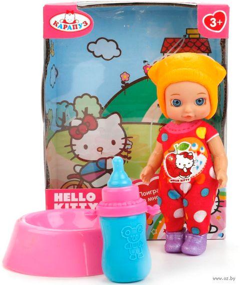 """Кукла """"Hello Kitty. Машенька"""" (арт. YL1701I-RU-HK (60)) — фото, картинка"""