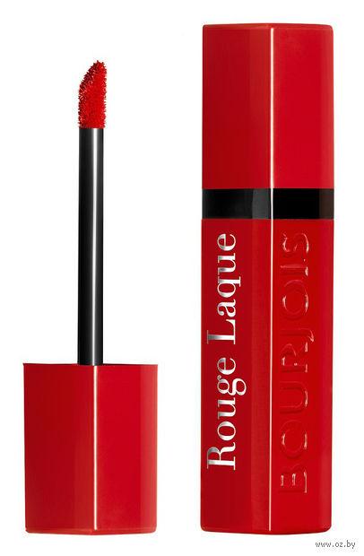 "Помада для губ ""Rouge Laque"" тон: 05, red to toes — фото, картинка"