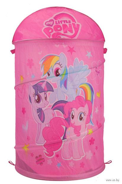 """Корзина для игрушек """"My Little Pony"""""""
