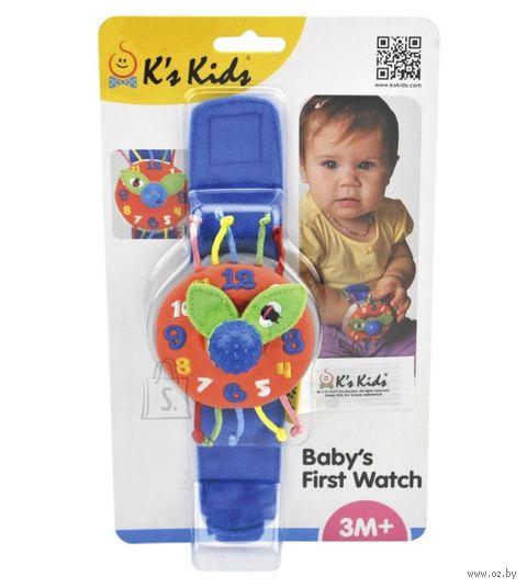 """Игрушка-подвеска """"Мои первые часы"""""""