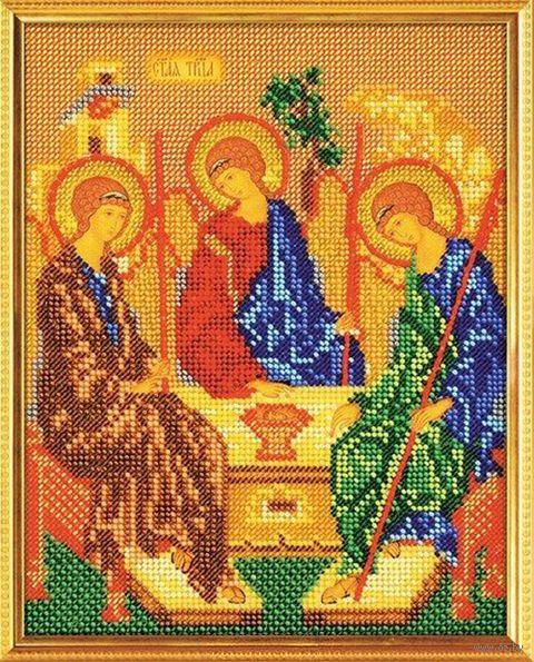 """Вышивка бисером """"Святая Троица"""""""