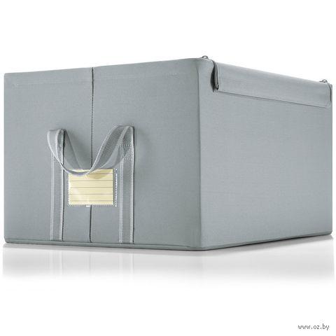 """Коробка для хранения """"Storagebox"""" (L; grey)"""