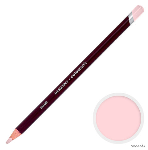 Карандаш цветной Coloursoft C190 (розовый)