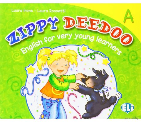 Zippy Deedoo Level A. Student's Book — фото, картинка