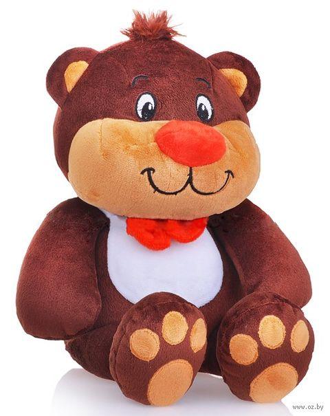 "Мягкая игрушка ""Медвежонок Веня"" (34 см) — фото, картинка"