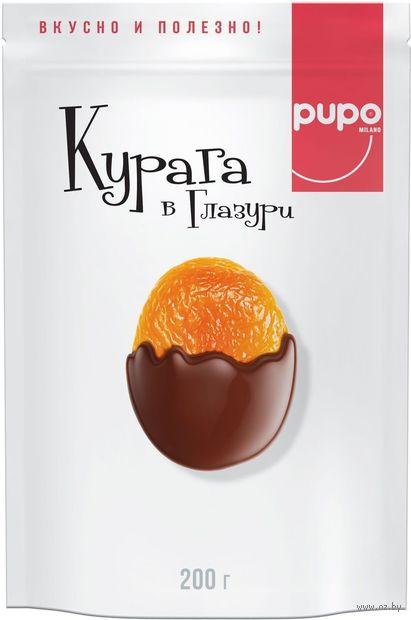 """Курага в шоколадной глазури """"Pupo"""" (200 г) — фото, картинка"""