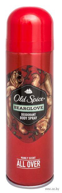 """Дезодорант-антиперспирант для мужчин Old Spice """"Bearglove"""" (спрей; 125 мл)"""