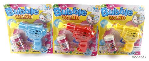 Игрушка для выдувания мыльных пузырей (арт. 690C)