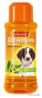 """Шампунь """"Amstrel"""" для собак (320 мл; с липой и чередой) — фото, картинка"""