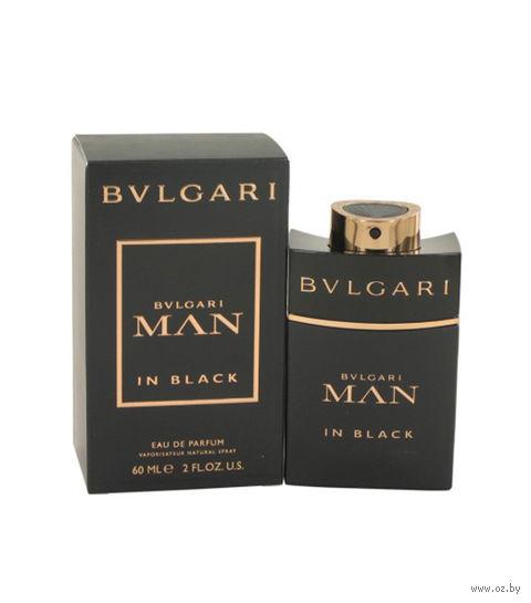 "Парфюмерная вода для мужчин Bvlgari ""Man In Black"" (60 мл) — фото, картинка"