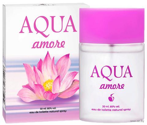 "Туалетная вода для женщин ""Aqua Amore"" (30 мл) — фото, картинка"