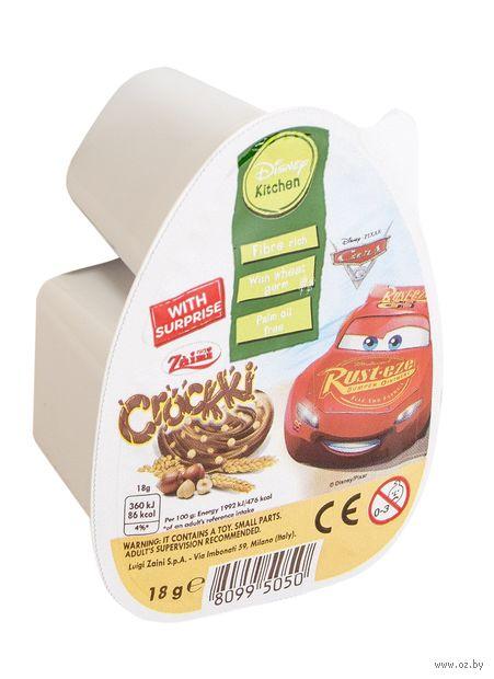 """Паста шоколадно-ореховая """"Crockki. Тачки"""" (18 г) — фото, картинка"""